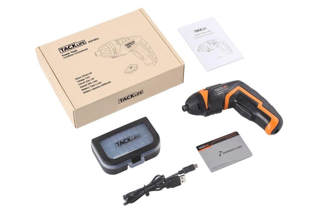 Recensione tacklife sdp50dc for Avvitatore a batteria quale scegliere