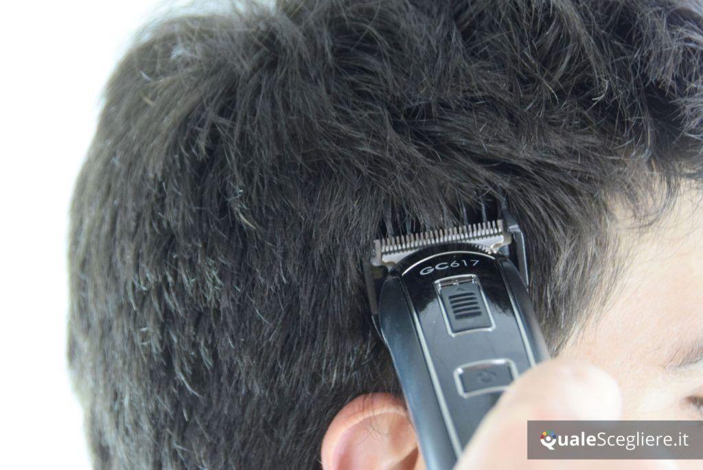 Gama GC617 regolazione capelli