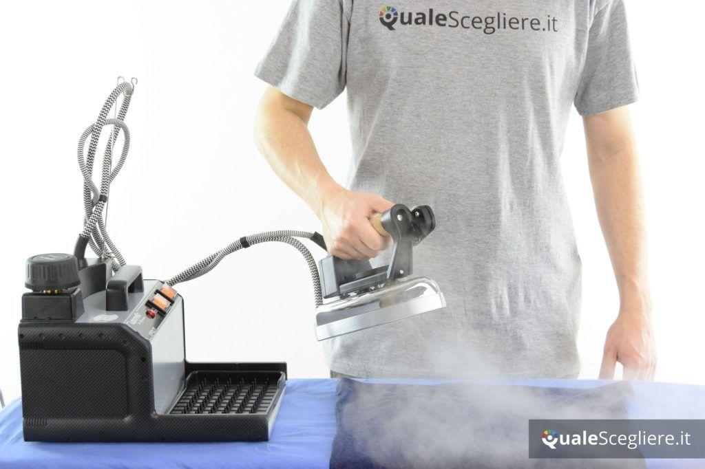 Polti Vaporella 2h Professional vapore prova pratica