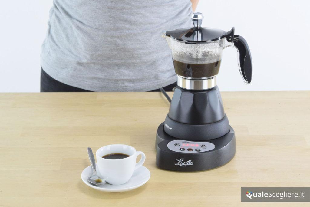 Beper BC.041N Lucilla caffè ottenuto
