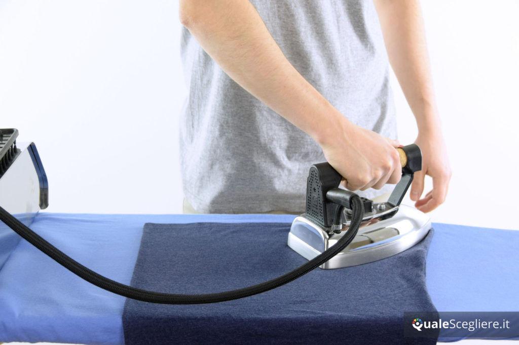 Michelini Jemma Avantgarde A-7JA stiratura angolo