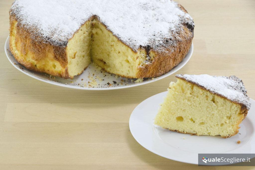 Moulinex QA5081 Masterchef Gourmet torta ottenuta