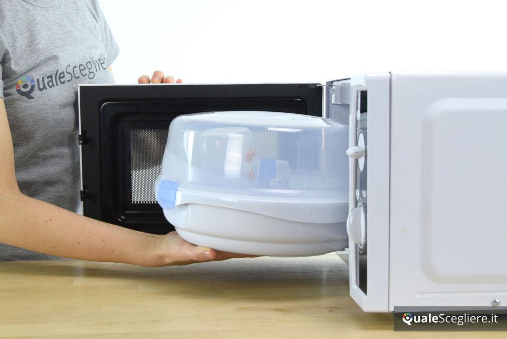 Philips Avent SCF271/20 utilizzo in microonde
