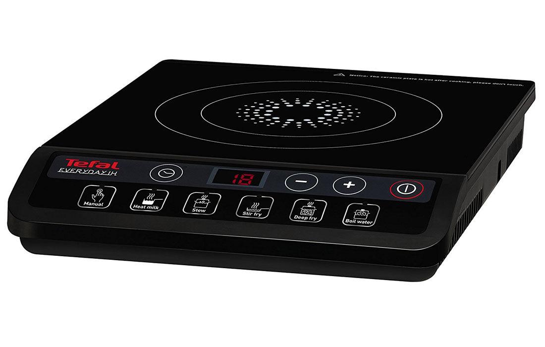Piastre elettriche ad induzione cool cucine a gas with for Fornello elettrico ikea