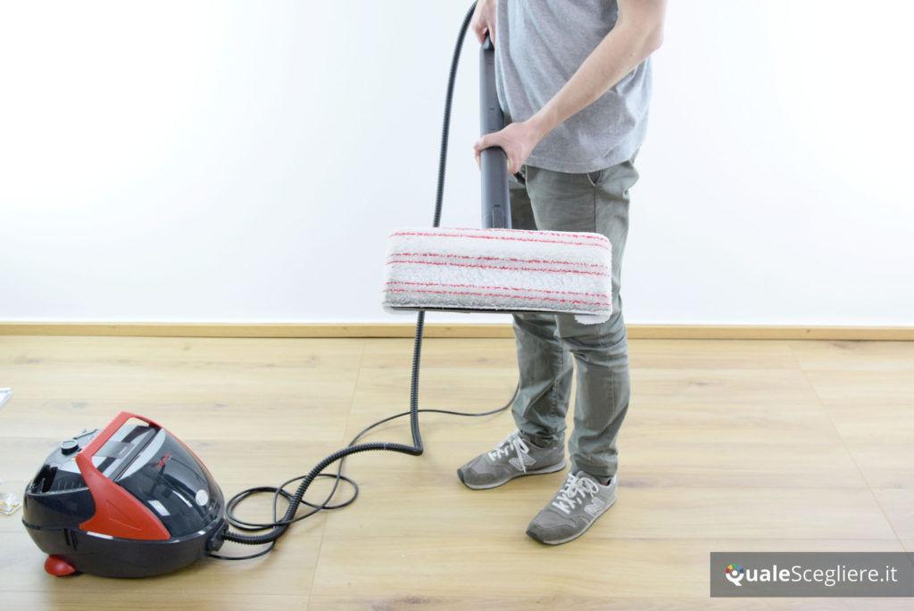 Polti Vaporetto Pro 80 panno in microfibra