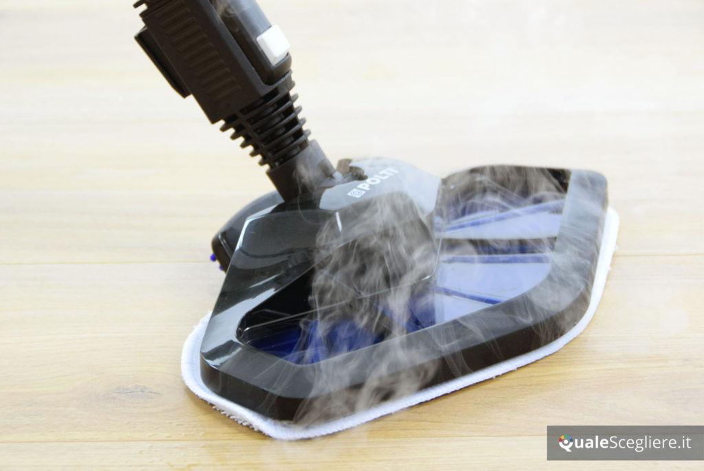 Polti Vaporetto Smart 40_Mop erogazione vapore
