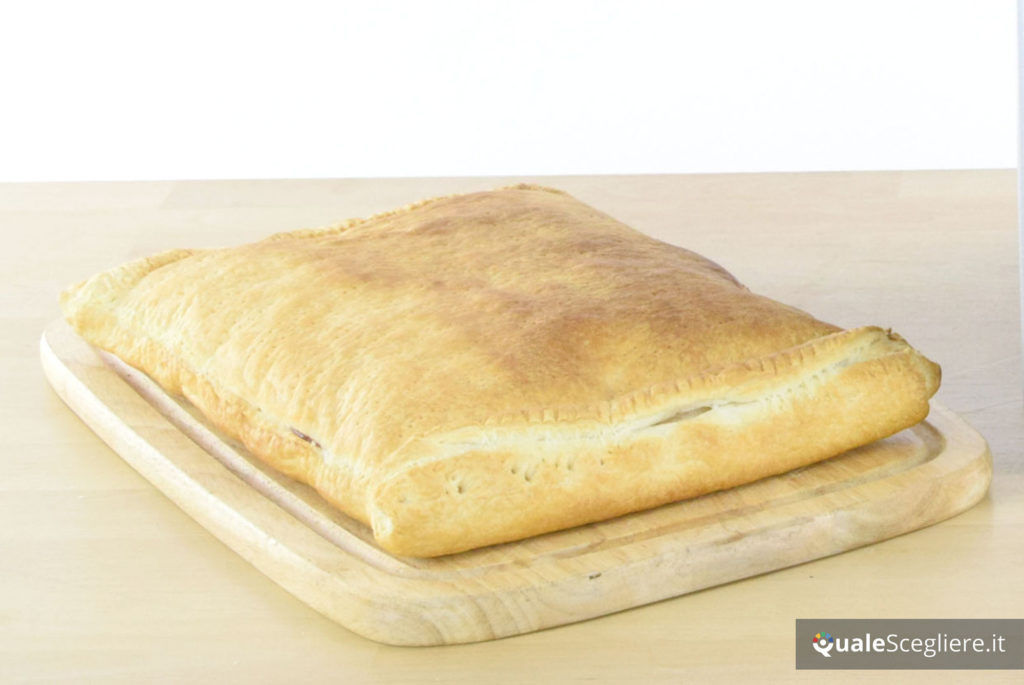 Severin TO 2058 torta rustica ottenuta