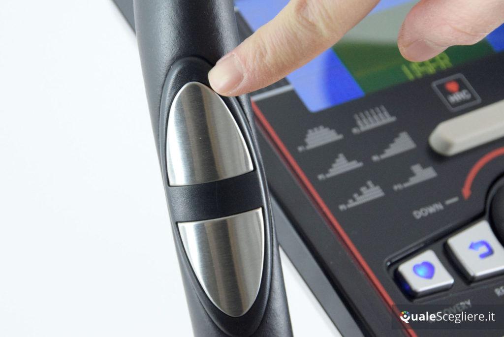 Fassi FC 700 sensori pulsazioni