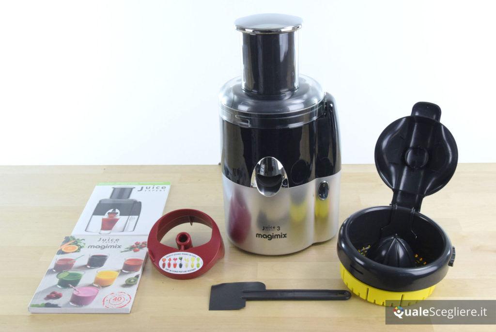 Magimix Juice Expert 3 componenti