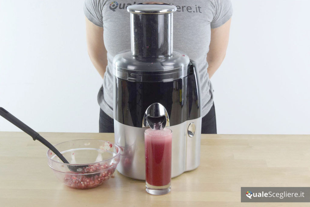Magimix Juice Expert 3 prova pratica