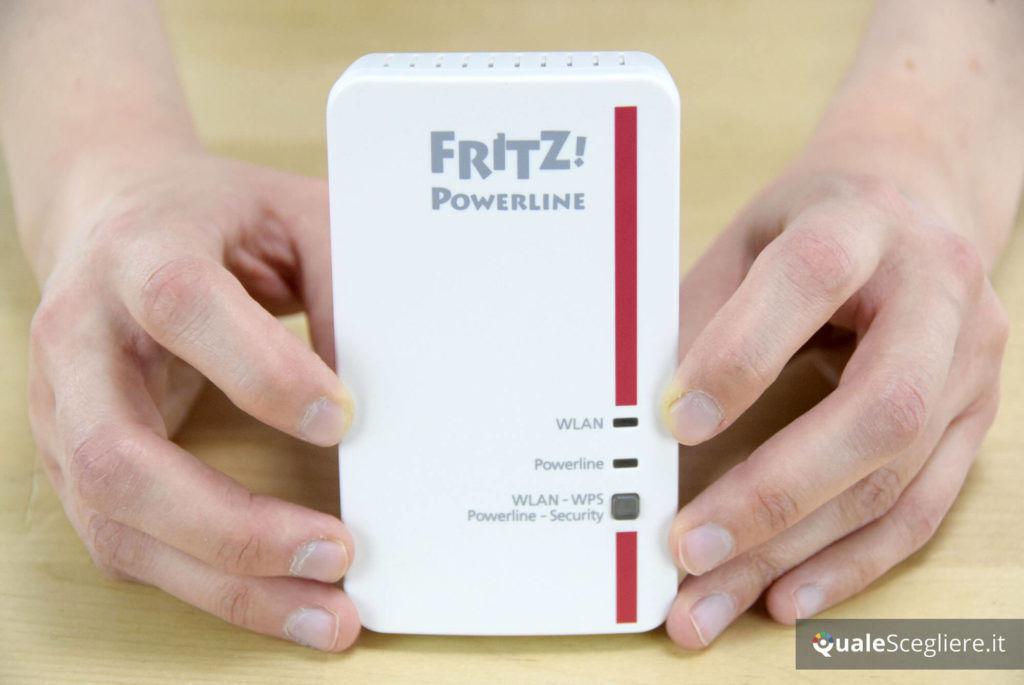 AVM Fritz!Powerline 1240E Wlan Set ripetitore