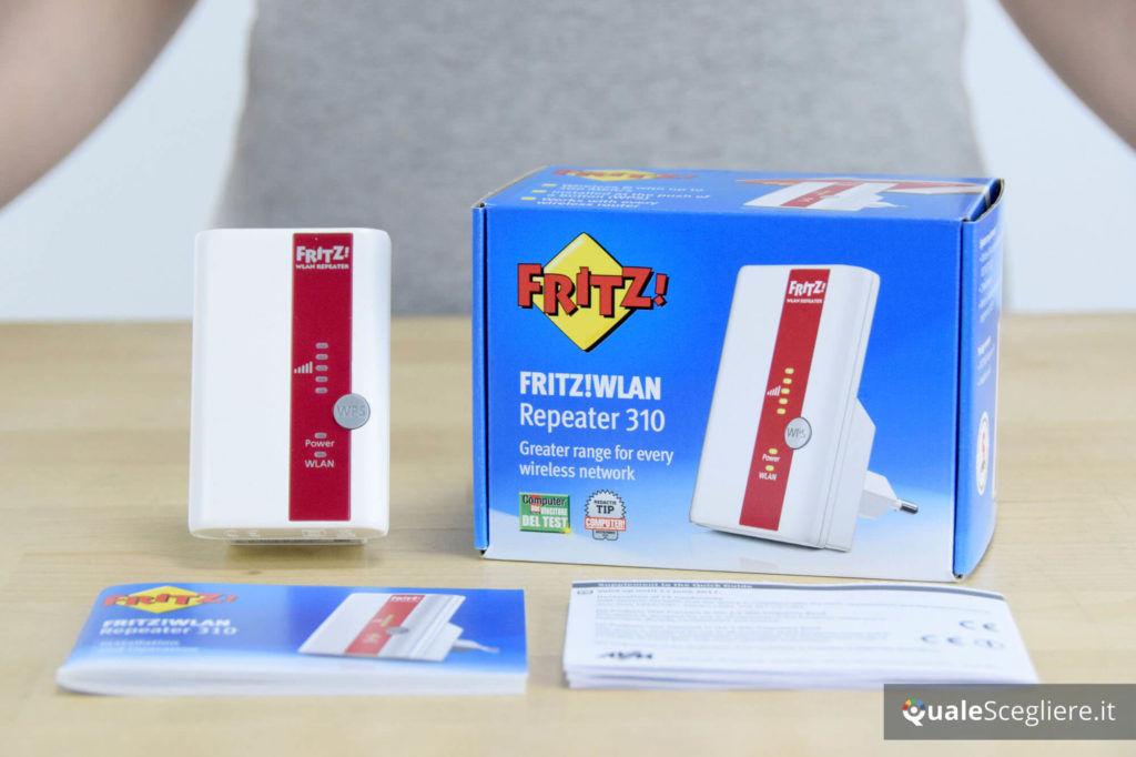 AVM Fritz!Wlan 310 confezione