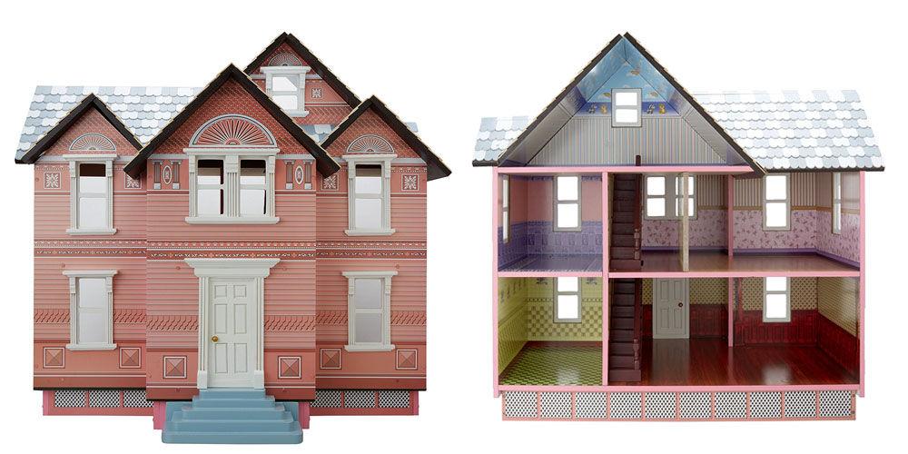 La migliore casa delle bambole del 2018 ecco quale for Case fabbricate in stile vittoriano
