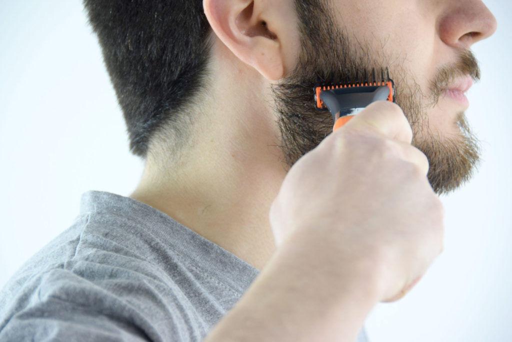 Remington MB050 Durablade prova pratica regolazione barba