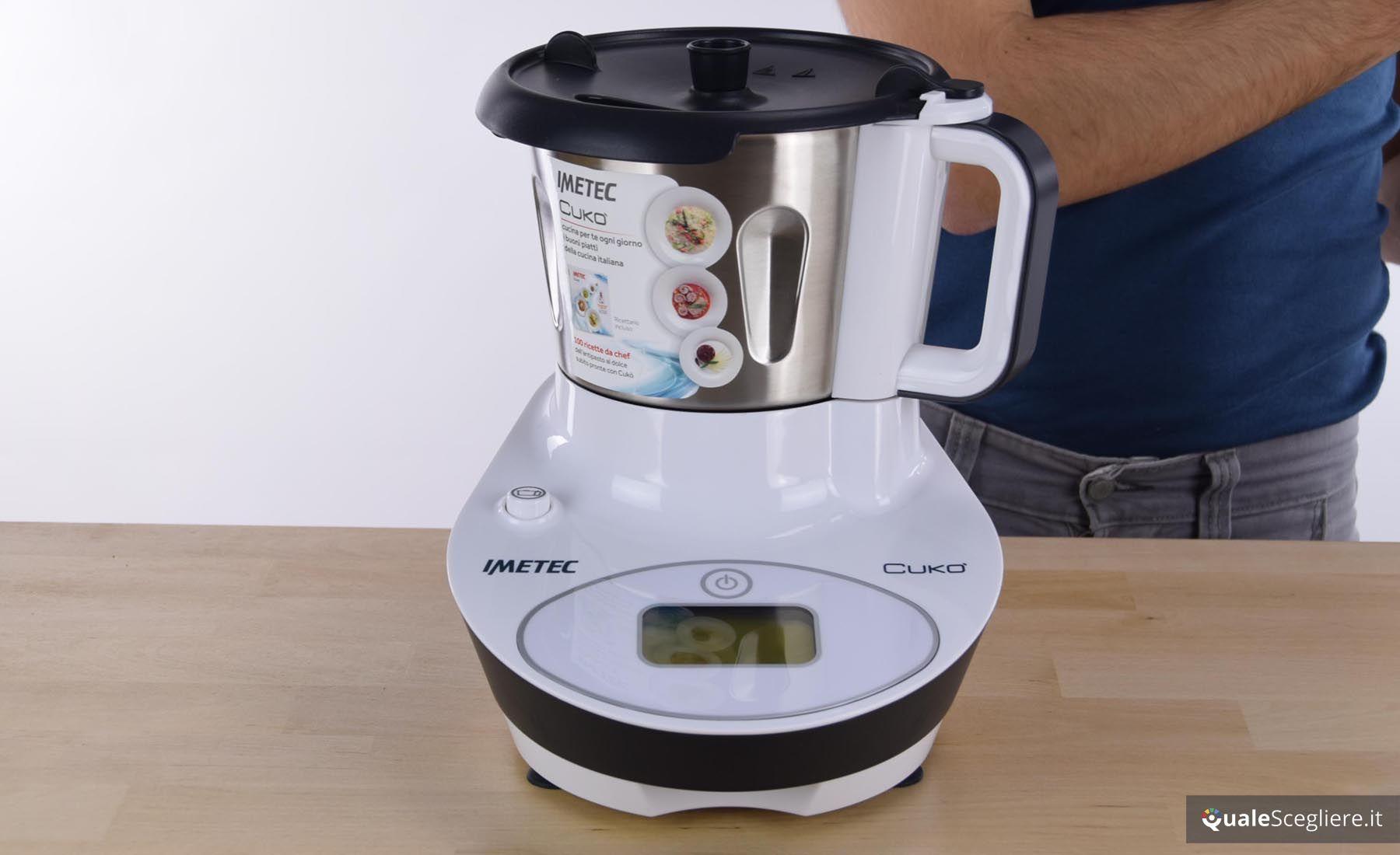 ▷Cosa fare con un robot da cucina? Leggi i nostri 5 consigli!