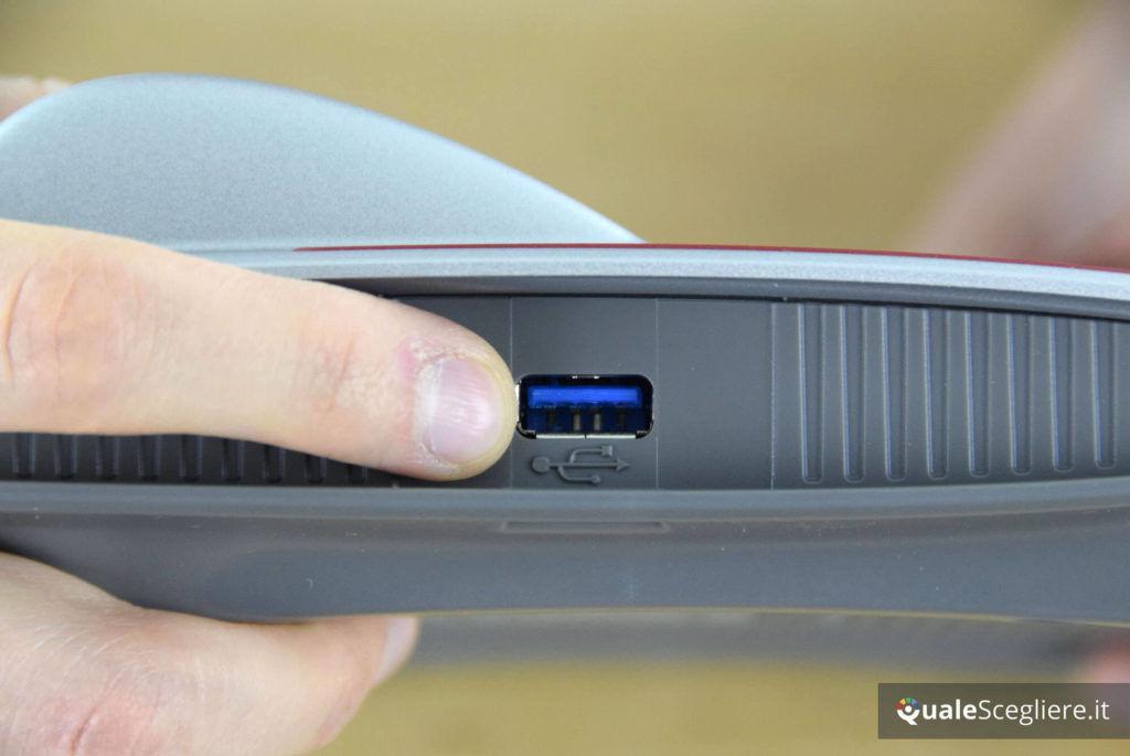 AVM Fritz!Box 7490 connessione USB