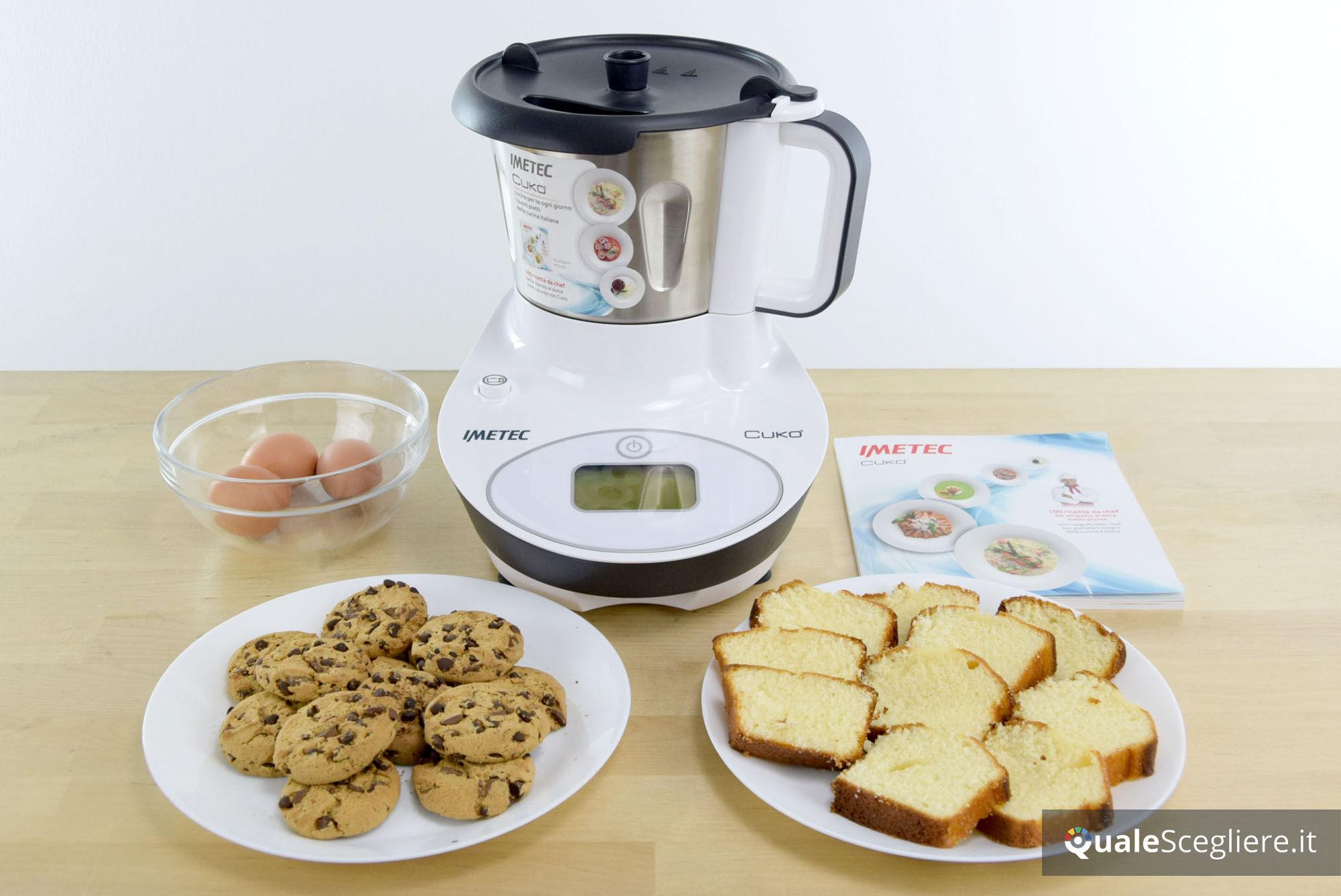 Quali dolci preparare con il robot da cucina multifunzione - Robot da cucina con estrattore di succo ...
