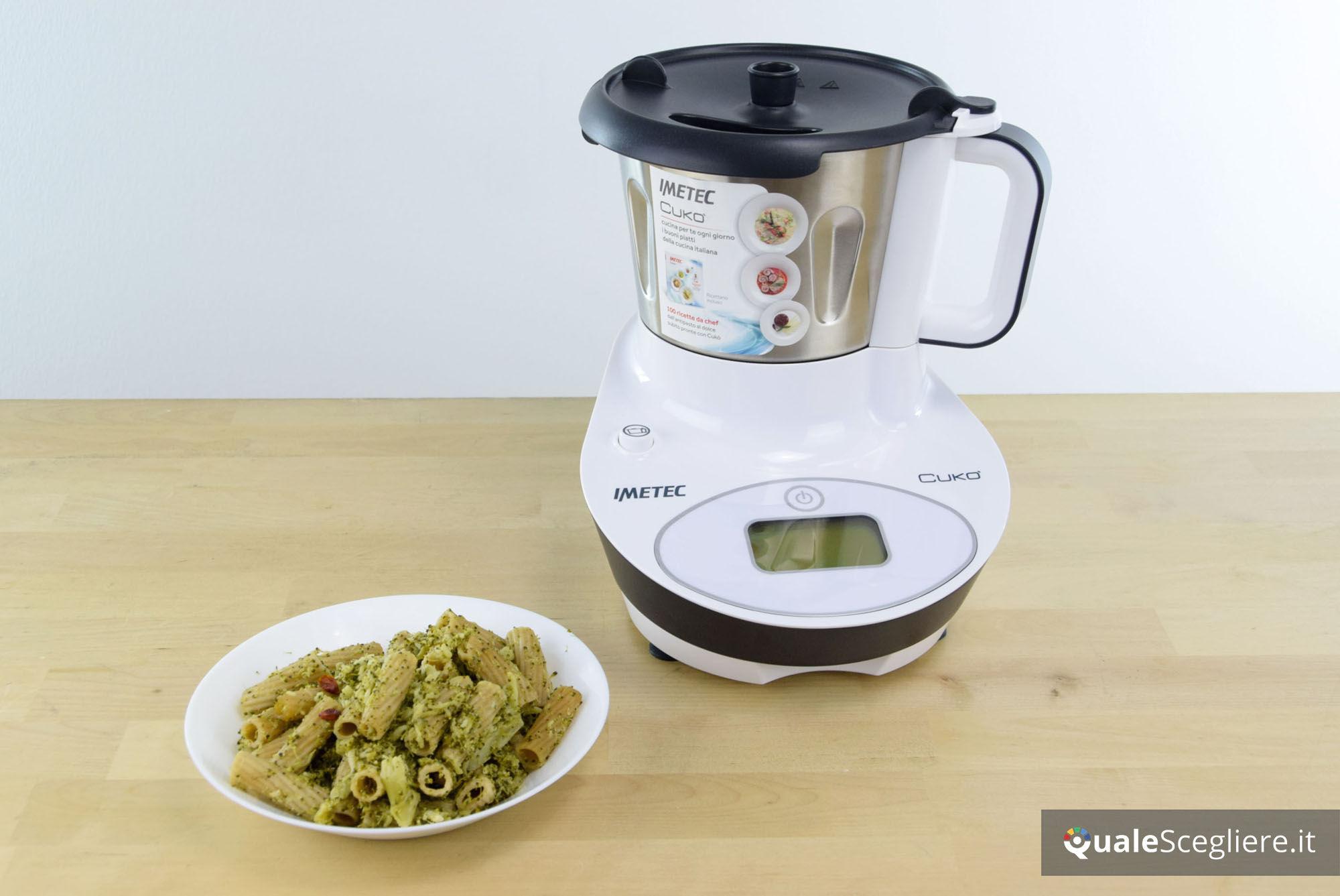 Imetec Cuko Prezzo Mediaworld.Miglior Robot Da Cucina Che Cuoce Interesting Cooking Chef