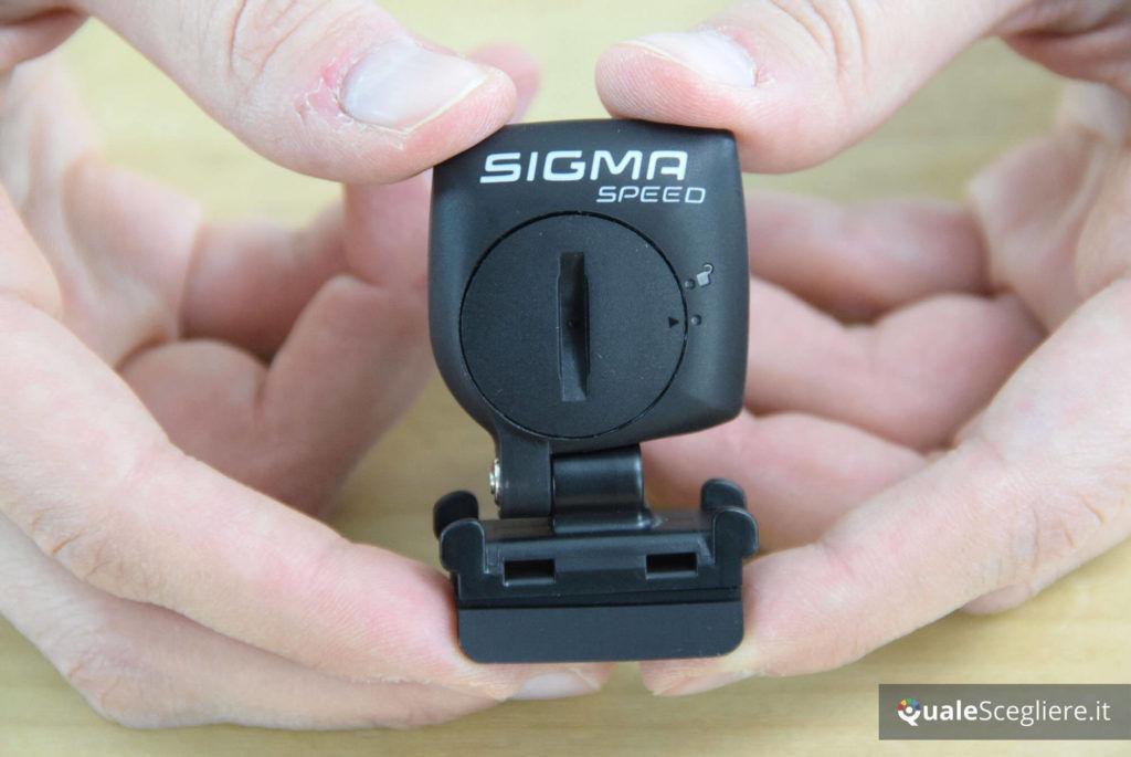 Sigma BC 16.16 STS CAD sensore velocità