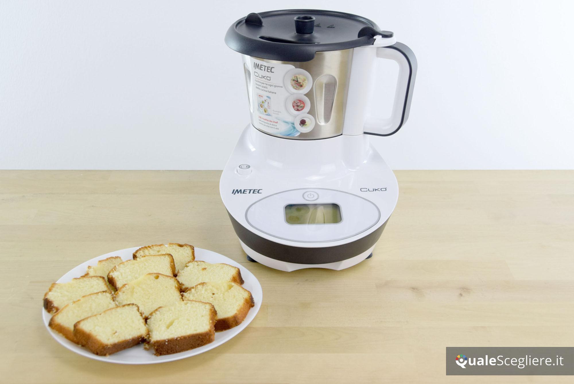Quali dolci preparare con il robot da cucina multifunzione?