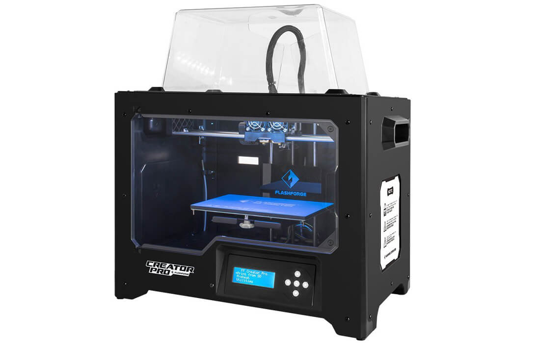 La migliore stampante 3d del 2019 ecco quale scegliere for Modelli case 3d