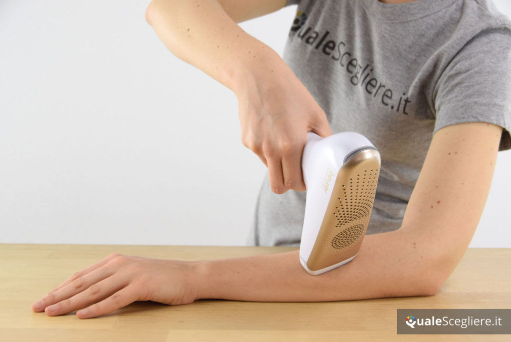 Beurer Velvet Skin Pro prova pratica