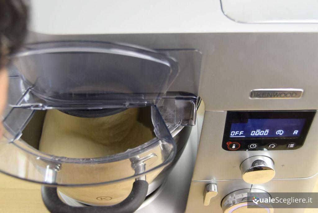 Kenwood Cooking Chef KCC9060S lavorazione impasto