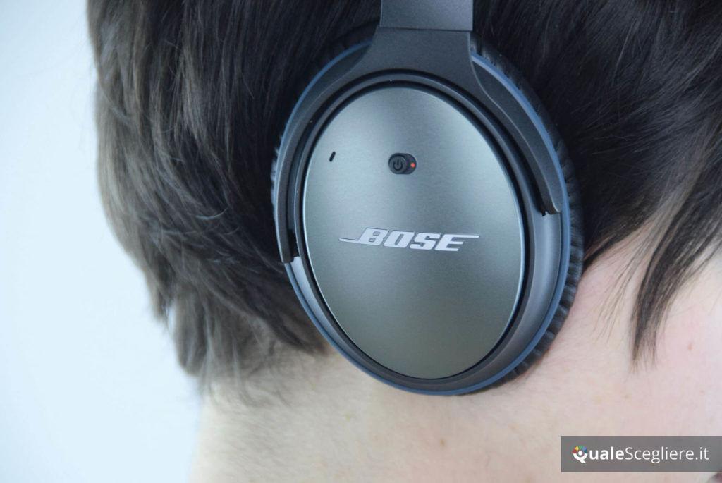 Bose QuietComfort 25 test
