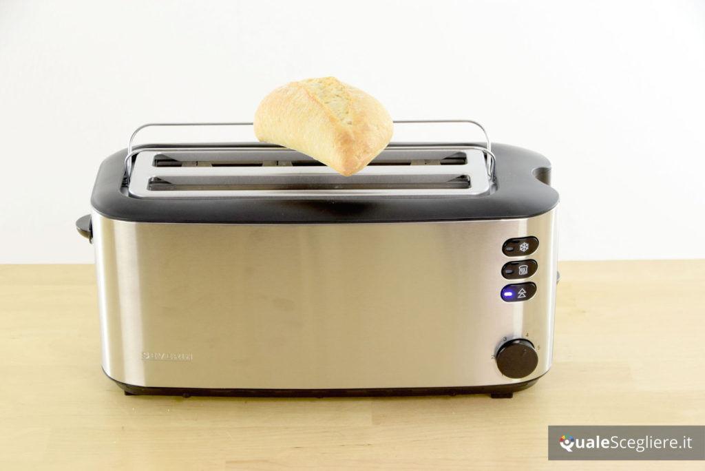 Severin AT 2509 riscaldamento panino