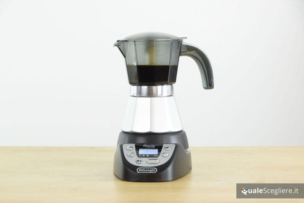 De'Longhi Alicia Plus EMKP 42.B erogazione caffè