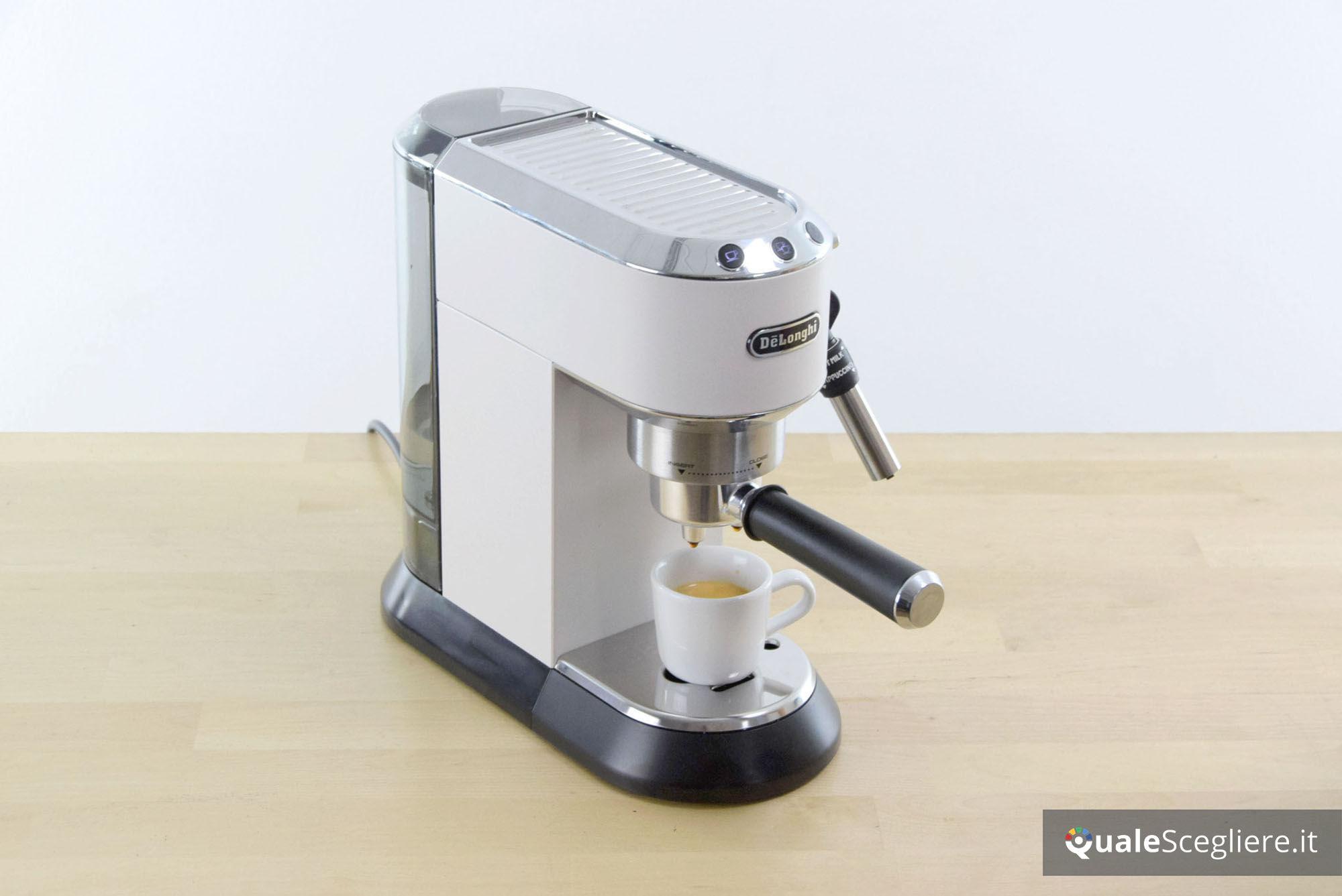 Che differenza c\'è tra macchine da caffè a cialde e a capsule?