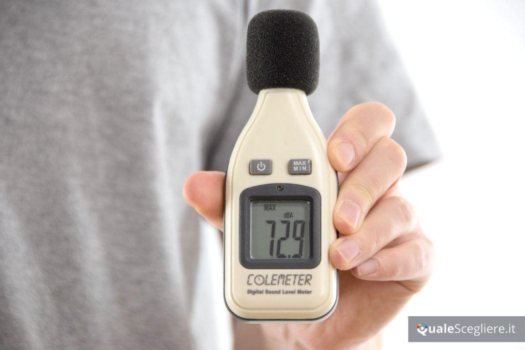 Imetec Eco Extreme Pro++ C2-100 rumorosità alta