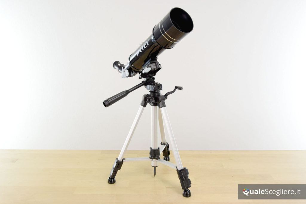 Intey F40070M telescopio verso alto