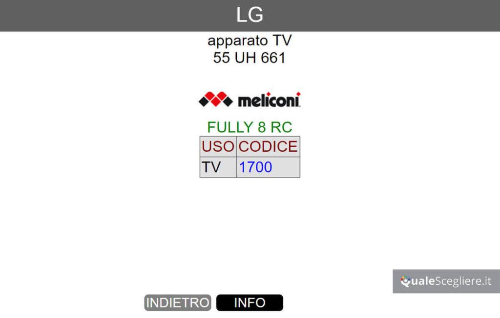 Meliconi 808002 Fully 8 configurazione