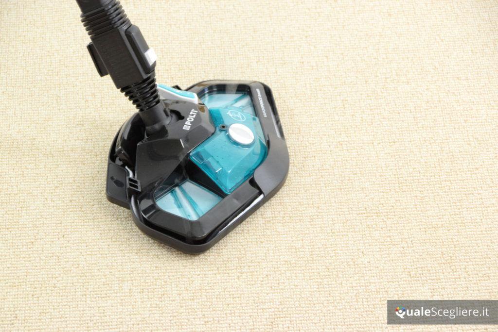 Polti Vaporetto Smart 100_T pulizia moquette