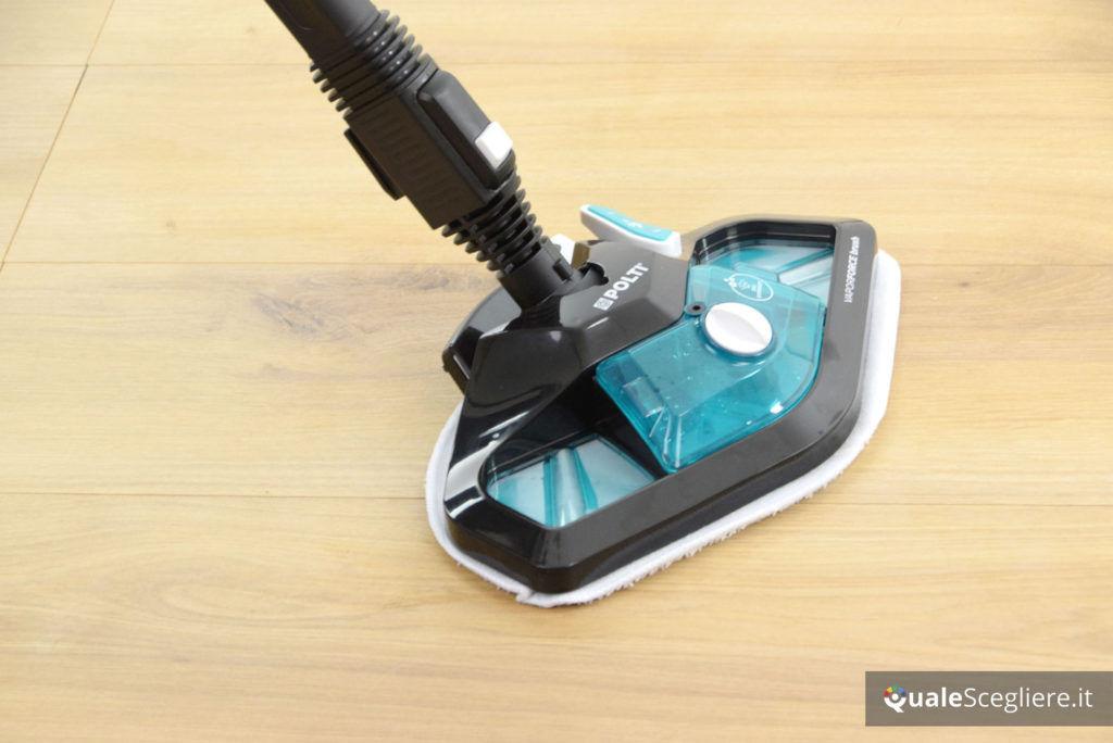Polti Vaporetto Smart 100_T pulizia parquet