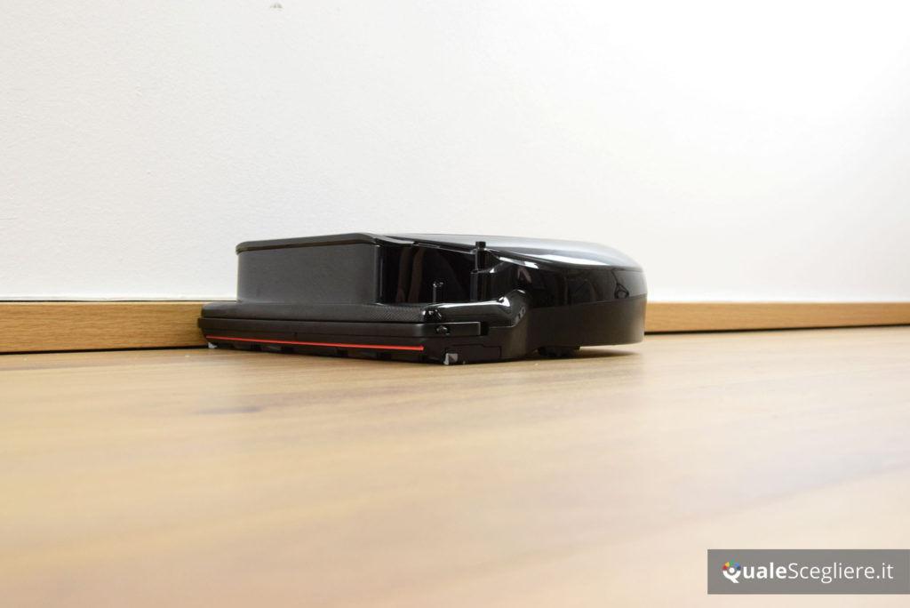 Samsung Powerbot VR7000 10 W Wifi aspirazione lungo battiscopa