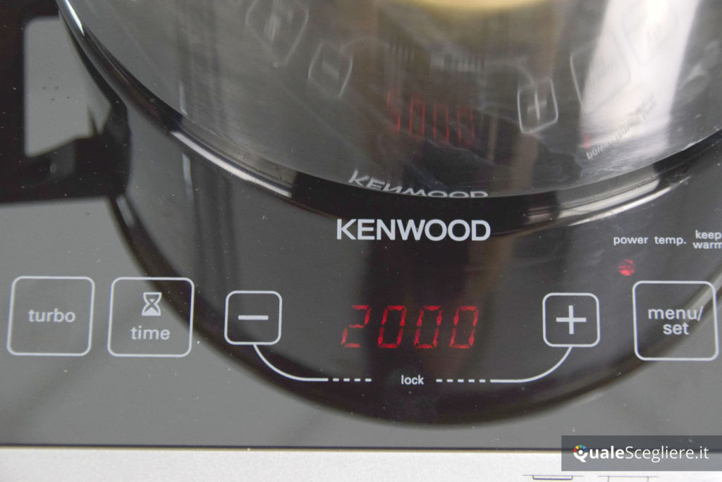 Kenwood IH470 facilità di utilizzo