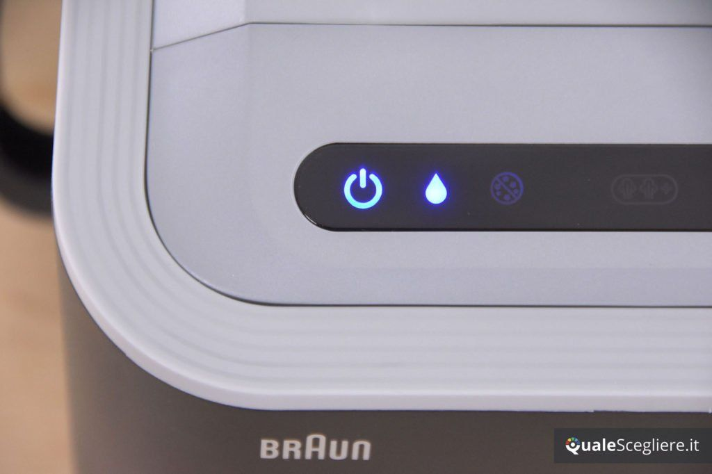 Braun CareStyle 7 Pro IS 7056 pannello