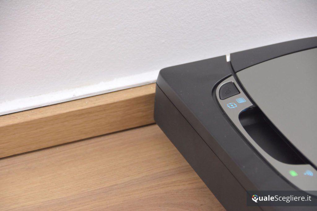 Neato Botvac D7 Connected dettaglio pulizia
