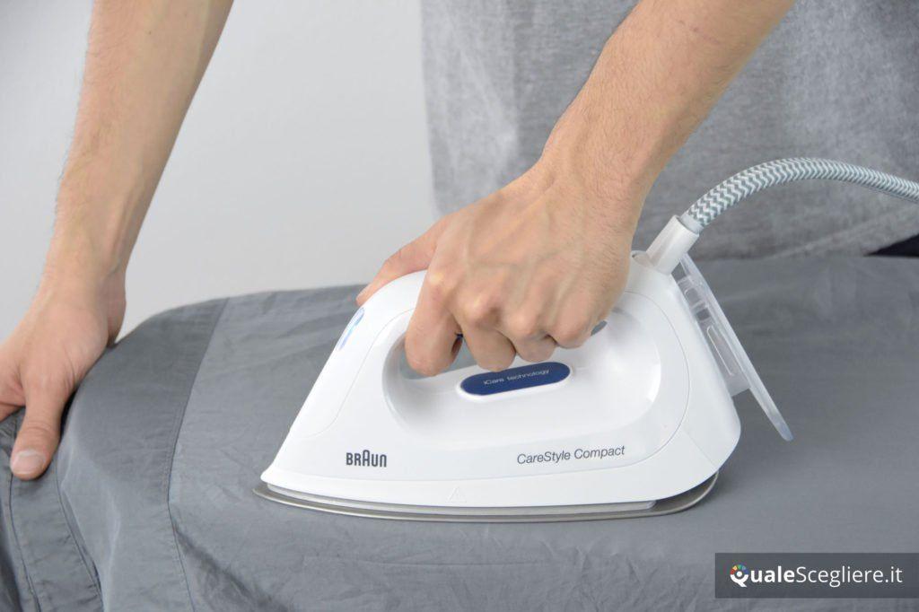 Braun Carestyle Compact IS 2043 stiratura