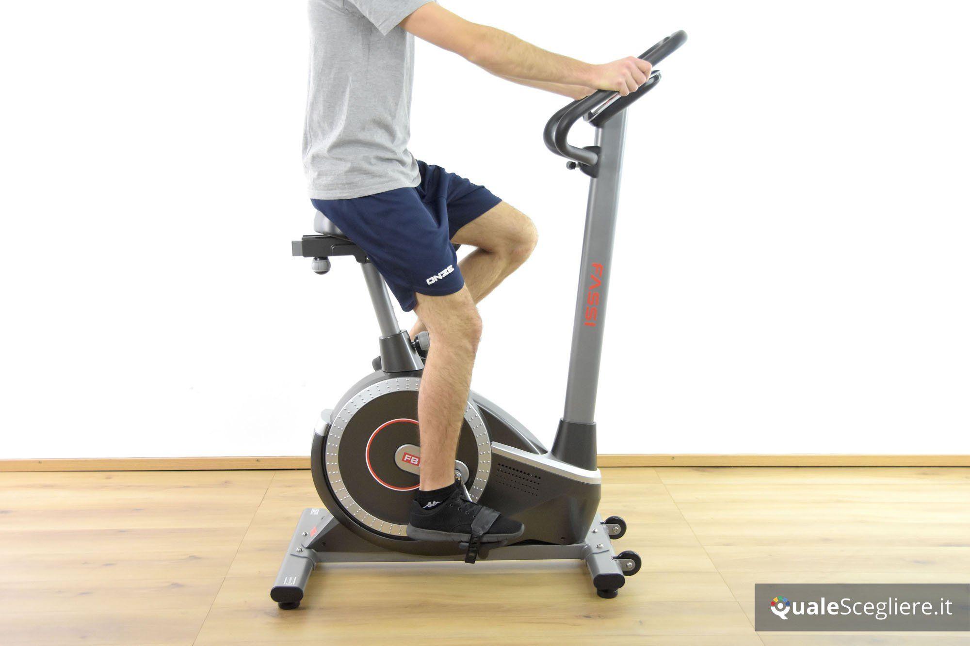 Fassi FB 200 pedalata