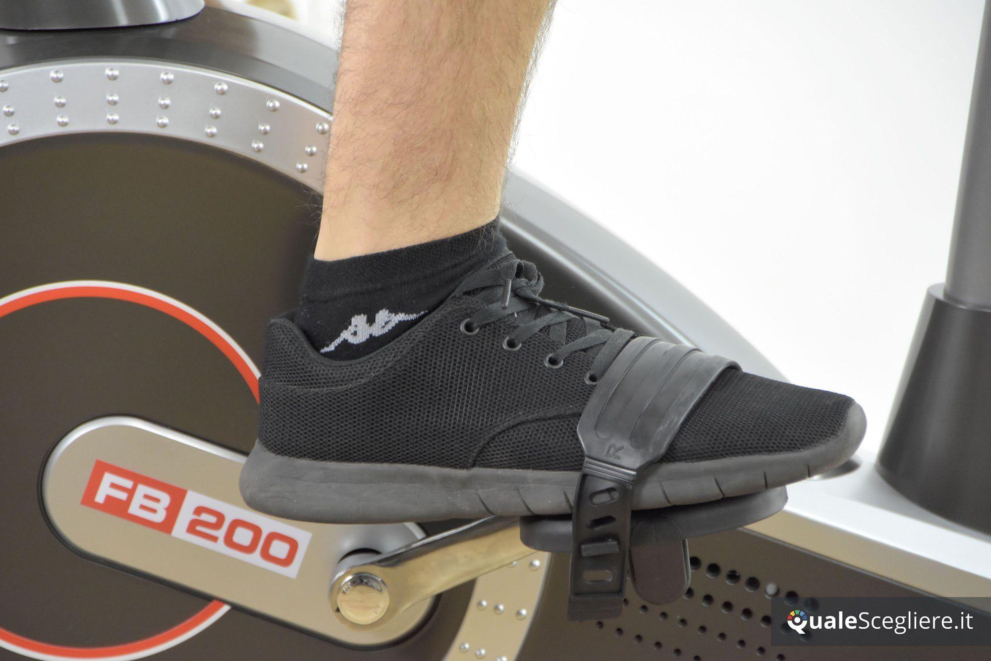 Fassi FB 200 pedale