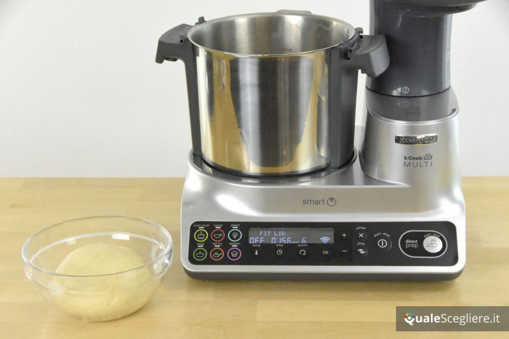 Kenwood kCook Multi Smart impasto ottenuto