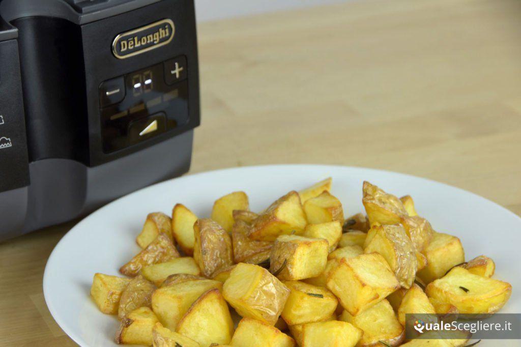 De'Longhi MultiFry FH 1394/2.BK patate fresche ottenute