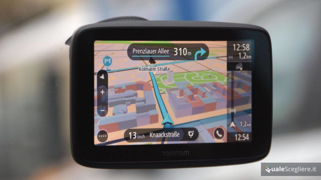 TomTom Go Essential 5 test