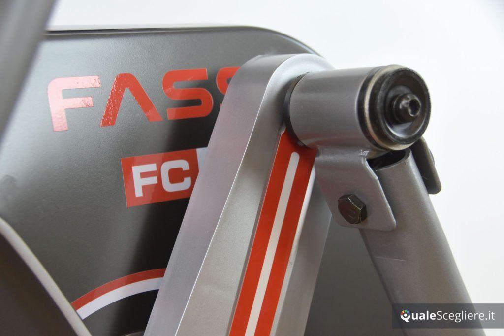 Fassi FC 760 coperture di plastica mancanti