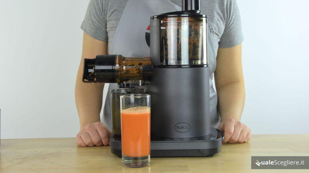 RGV Juice Art Next 110570 succo di carote ottenuto