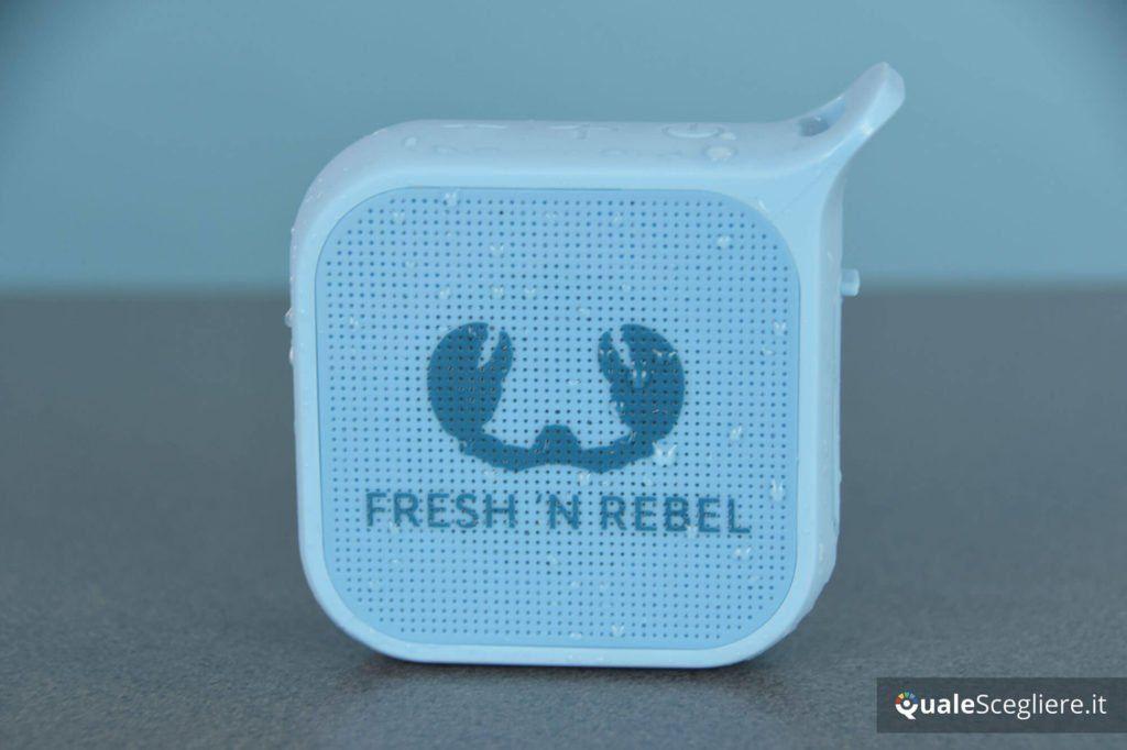 Fresh 'n Rebel Rockbox Pebble test