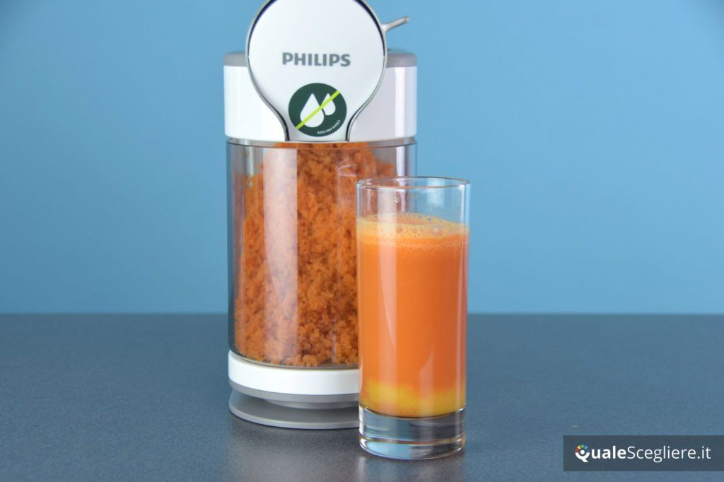philips hr1894/80 succo carota